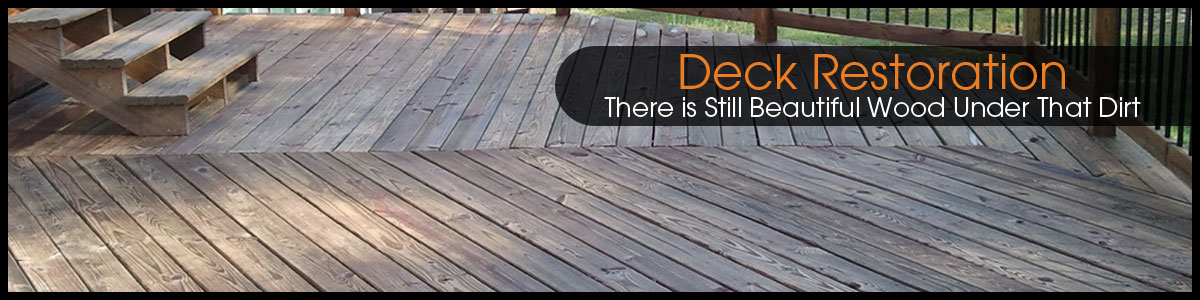 atlanta deck cleaning restoration