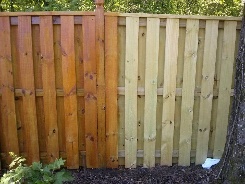 Wood stain fence elegant waljpg cedarjpg with